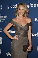 13 April 2018 - Beverly Hills, California - Arielle Kebbel. 29th Annual GLAAD Media Awards at The Beverly Hilton Hotel. <br /> CAP/ADM/FS<br /> &copy;FS/ADM/Capital Pictures