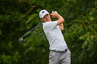 Jordan Spieth (USA) watches his tee shot on 6 during round 3 of the 2019 Charles Schwab Challenge, Colonial Country Club, Ft. Worth, Texas,  USA. 5/25/2019.<br /> Picture: Golffile | Ken Murray<br /> <br /> All photo usage must carry mandatory copyright credit (© Golffile | Ken Murray)