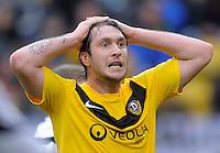 Fussball 2. Bundesliga 2011/12: Dynamo Dresden - FSV Frankfurt
