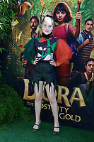 "LOS ANGELES - JUL 28:  Ella Anderson at the ""Dora and the Lost City of Gold"" World Premiere at the Regal LA Live on July 28, 2019 in Los Angeles, CA"