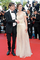 "Alexandra Maria Lara and Sam Riley attending the ""On the Road"" Premiere during the 65th annual International Cannes Film Festival in Cannes, 23.05.2012...Credit: Timm/face to face"
