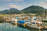 Boat Harbor, Juneau, Alaska
