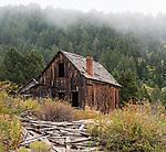 Elkhorn Ghost Town