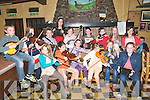 NKRO Trad Session : Members of the Finuge branch of CCE performing in McCarthy's Bar, Finuge on Friday night last at the bi weekly trad sessions organized by NKRO in pubs around North Kerry.