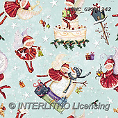 Marcello, GIFT WRAPS, GESCHENKPAPIER, PAPEL DE REGALO, Christmas Santa, Snowman, Weihnachtsmänner, Schneemänner, Papá Noel, muñecos de nieve, paintings+++++,ITMCGPXM1242,#GP#,#X#