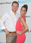Melissa Rycroft and Tye Strickland at The Warner Bros. Pictures World Premiere and Closing night of The Los Angeles Film Festival  held at   The Regal Cinemas L.A. LIVE Stadium 14 in Los Angeles, California on June 24,2012                                                                               © 2012 Hollywood Press Agency