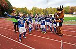 2015-10-25 / Voetbal / Seizoen 2015-2016 / FC Turnhout - KV Vosselaar / FC Turnhout viert de 3-1 overwinning tegen de buren uit Vosselaar.<br /><br />Foto: Mpics.be