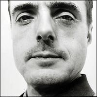 1996, Marc Dery , music critic © Claudio Vitale