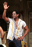 Blair Underwood.during the Broadway Opening Night Curtain Call for 'A Streetcar Named Desire' on 4/22/2012 at the Broadhurst Theatre in New York City.