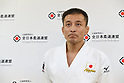 Mitsutoshi Nanjo (JPN), <br /> JULY 27, 2016 - Judo : <br /> Japan national team Send-off Party for Rio Olympic Games 2016 <br /> &amp; Paralympic Games <br /> at Kodokan, Tokyo, Japan. <br /> (Photo by AFLO SPORT)