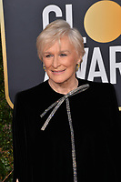 LOS ANGELES, CA. January 06, 2019: Glenn Close at the 2019 Golden Globe Awards at the Beverly Hilton Hotel.<br /> Picture: Paul Smith/Featureflash