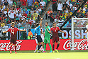 Pepe (POR), <br /> JUNE 16, 2014 - Football /Soccer : <br /> 2014 FIFA World Cup Brazil <br /> Group Match -Group G- <br /> between  Germany 4-0 Portugal <br /> at Arena Fonte Nova, Salvador, Brazil. <br /> (Photo by YUTAKA/AFLO SPORT)