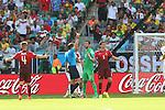 Pepe (POR), <br /> JUNE 16, 2014 - Football /Soccer : <br /> 2014 FIFA World Cup Brazil <br /> Group Match -Group G- <br /> between  Germany 4-0 Portugal <br /> at Arena Fonte Nova, Salvador, Brazil. <br /> (Photo by YUTAKA/AFLO SPORT)