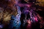Canelobre cave, Aguas de Busot, Alicante province, Spain