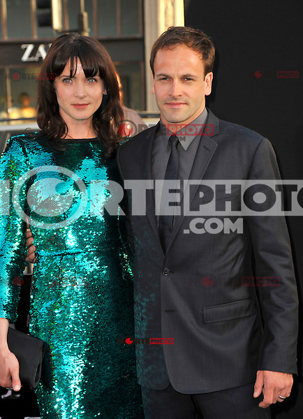 Johnny Lee Miller at the premiere of Warner Bros. Pictures' 'Dark Shadows' at Grauman's Chinese Theatre on May 7, 2012 in Hollywood, California. ©mpi35/MediaPunch Inc.