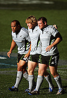 090619 Rugby - All Blacks Captain's Run