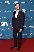 LONDON, UK. December 02, 2018: Kyle Soller at the British Independent Film Awards 2018 at Old Billingsgate, London.<br /> Picture: Steve Vas/Featureflash