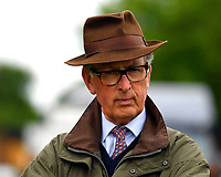 Trainer Roger Charlton during Evening Racing at Salisbury Racecourse on 11th June 2019