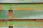 Southport Harbor. Bridge rust study.