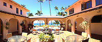 The View from Puamana Clubhouse (Panorama), Lahaina, Maui, Hawaii, US