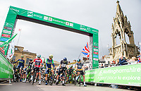 Picture by Alex Whitehead/SWpix.com - 06/09/2017 - Cycling - OVO Energy Tour of Britain - Stage 4, Mansfield to Newark-on-Trent -