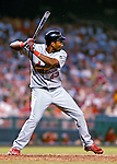 4 August 2007: St. Louis Cardinals outfielder Juan Encarnacion in action against the Washington Nationals at RFK Stadium in Washington, DC. The Nationals defeated the Cardinals 12-1 in the second game of their 3-game series...Mandatory Photo Credit: Ed Wolfstein Photo