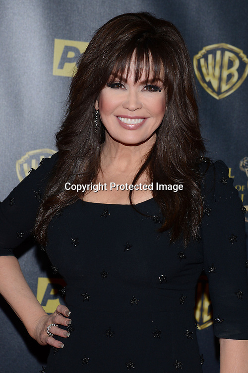 Marie Osmond attends the 42nd Annual Daytime Emmy Awards Press Room on April 26, 2015 at Warner Bros Studio in Burbank, California, USA
