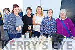 Helen Geary, Breda O'Connor, Susan Lacey, Mary Lawlor and Peggy Geary attending the Recovery Haven Celebration of Light Candle Vigil in Ballyheigue on Monday evening.