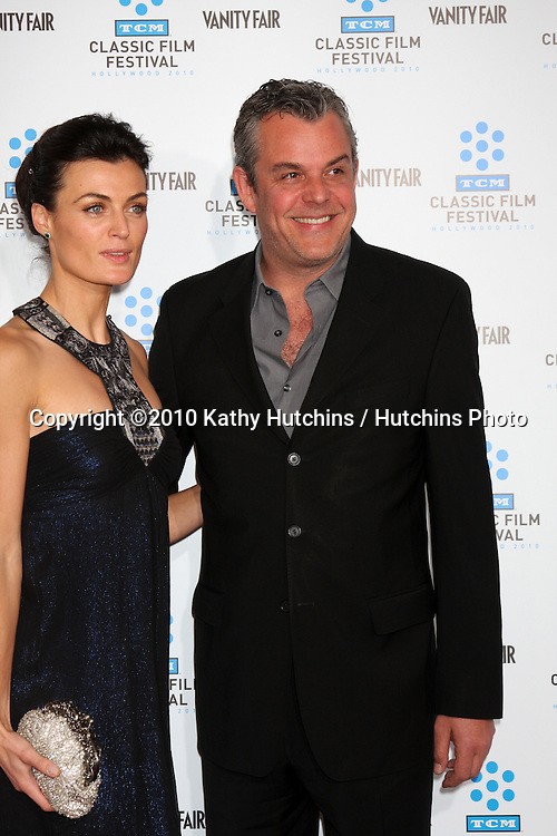 ".Danny Huston.arrives at the ""A Star is Born"" Restored Print World Premiere , part of the Turner Classic Movie Channel Classic Movie Festival.Grauman'S Chinese.Los Angeles, CA.April 22, 2010.©2010 Kathy Hutchins / Hutchins Photo..."