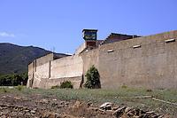 - Sardegna, isola dell' Asinara, ex strutture carcerarie<br /> <br /> - Sardinia, Asinara island, former prison facilities