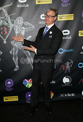 BEVERLY HILLS, CA - April 20: Paul Feig, At Artemis Women in Action Film Festival - Opening Night Gala At The Ahrya Fine Arts Theatre In California on April 20, 2017. Credit: FS/MediaPunch