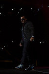 French Montana Performs onstage during Power 105.1's Powerhouse 2014 at Barclays Center, Brooklyn, NY