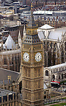 The tower housing Big Ben in London photographed April 2,2004.(Dave Rossman/Special to the Chronicle)