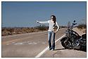 Californie-Route 66<br /> D&eacute;sert de Mojave