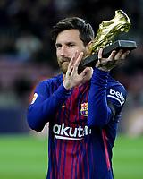 2017.12.17 Messi Bota de Oro , FC Barcelona