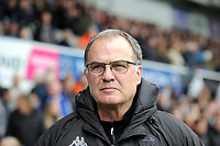 Leeds United manager Marcelo Bielsa <br /> <br /> Photographer Hannah Fountain/CameraSport<br /> <br /> The EFL Sky Bet Championship - Ipswich Town v Leeds United - Sunday 5th May 2019 - Portman Road - Ipswich<br /> <br /> World Copyright © 2019 CameraSport. All rights reserved. 43 Linden Ave. Countesthorpe. Leicester. England. LE8 5PG - Tel: +44 (0) 116 277 4147 - admin@camerasport.com - www.camerasport.com