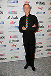 Peter Tatchell  at  the Attitude Pride awards Berkeley, London