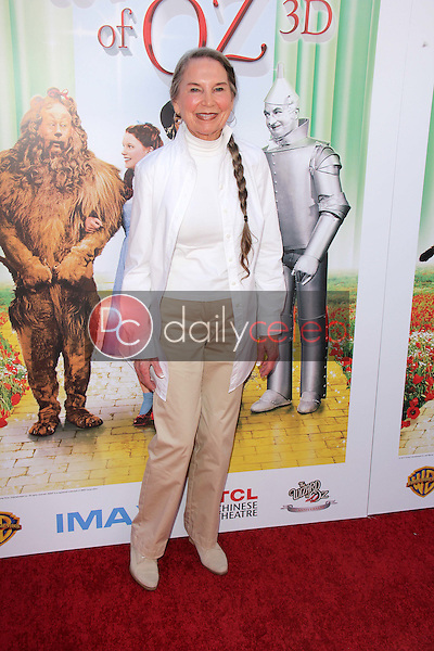 """Priscilla Montgomery<br /> at """"The Wizard Of Oz 3D"""" World Premiere Screening and Grand Opening of the TCL Chinese IMAX Theater, Chinese Theater, Hollywood, CA 09-15-13<br /> David Edwards/DailyCeleb.com 818-249-4998"""