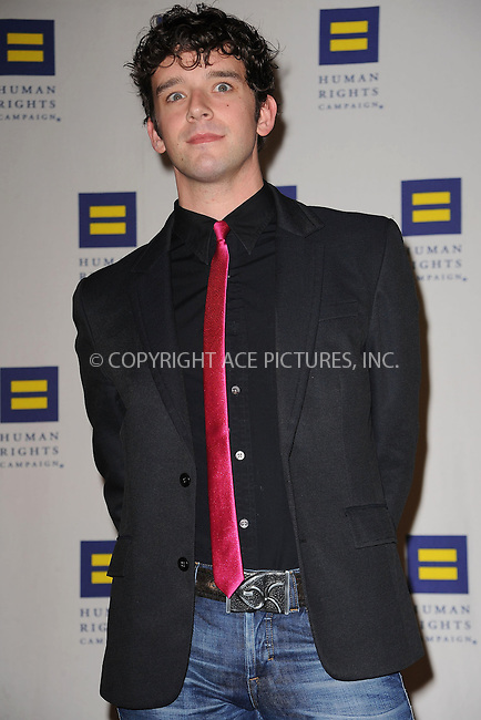 WWW.ACEPIXS.COM . . . . . ....February 6 2010, New York City....Actor Michael Urie arriving at the 9th annual Greater New York Human Rights Campaign Gala at The Waldorf Astoria on February 6, 2010 in New York City.....Please byline: KRISTIN CALLAHAN - ACEPIXS.COM.. . . . . . ..Ace Pictures, Inc:  ..tel: (212) 243 8787 or (646) 769 0430..e-mail: info@acepixs.com..web: http://www.acepixs.com