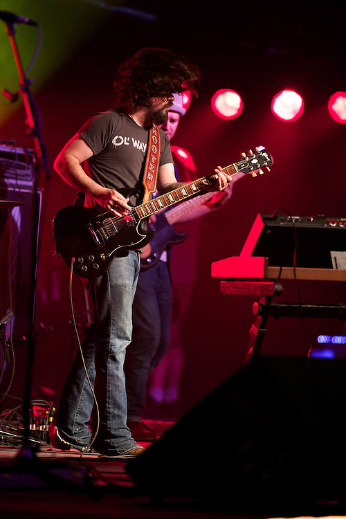 Shooter Jennings @ Nutty Jerry's 2013