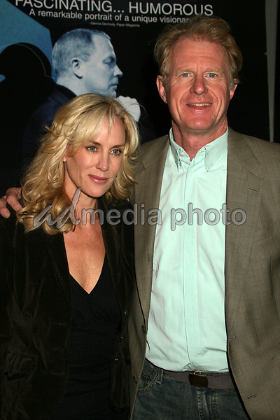 10 December 2006 - Beverly Hills, California. Ed Begley Jr. and wife Rachelle Carson. Los Angeles Premiere of 'Absolute Wilson' at The Museum of Television and Radio. Photo Credit: Byron Purvis/AdMedia