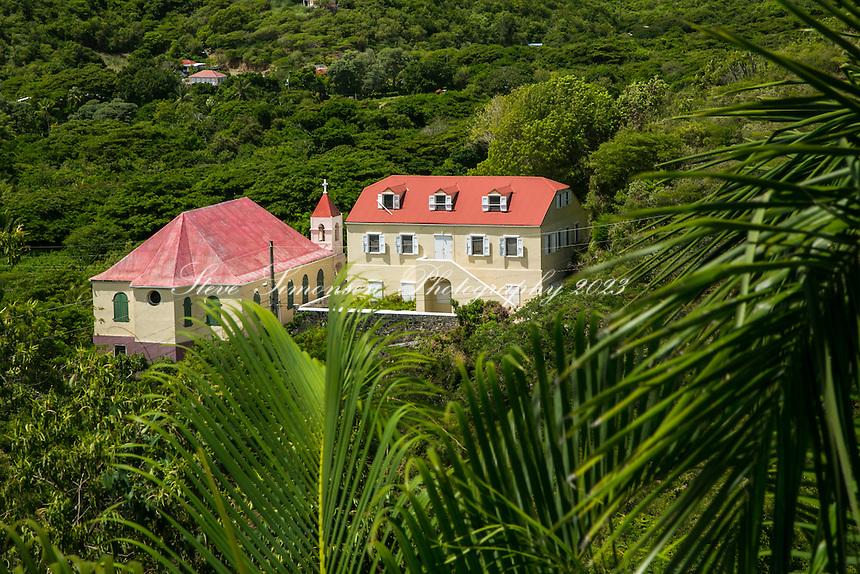 Moravian Church<br /> Coral Bay<br /> St. John Virgin Islands