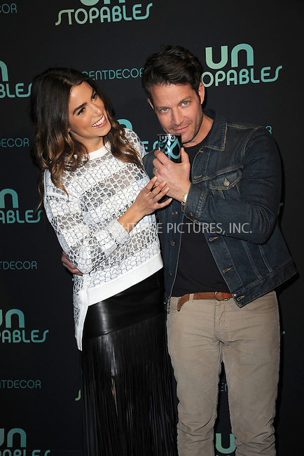 WWW.ACEPIXS.COM<br /> February 19, 2015 New York City<br /> <br /> Nikki Reed and Nate Berkus attending the Unstopables Launch Event at Maison 24 on February 19, 2015 in New York City. <br /> <br /> Please byline: Kristin Callahan/AcePictures<br /> <br /> ACEPIXS.COM<br /> <br /> Tel: (646) 769 0430<br /> e-mail: info@acepixs.com<br /> web: http://www.acepixs.com