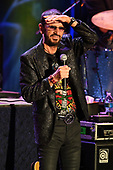FORT LAUDERDALE, FL - NOVEMBER 07: Ringo Starr of Ringo Starr & His All-Starr Band performs at The Parker Playhouse on November 7, 2017 in Fort Lauderdale Florida. Credit Larry Marano © 2017