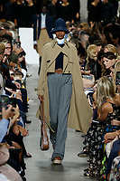 SEP 2019 Michael Kors fashion show at New York Fashion Week