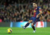 Xavi Hernandez ( FC Barcelone ) .Football Calcio 2012/2013.La Liga Spagna.Foto Panoramic / Insidefoto .ITALY ONLY