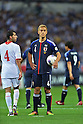 (R-L) Keisuke Honda (JPN), Baha' Abdul-Rahman (JOR),.JUNE 8, 2012 - Football / Soccer :.Keisuke Honda of Japan waits to take a penalty kick during the 2014 FIFA World Cup Asian Qualifiers Final round Group B match between Japan 6-0 Jordan at Saitama Stadium 2002 in Saitama, Japan. (Photo by Jinten Sawada/AFLO)