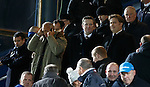 Rangers directors at Palmerston Park