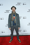 "Denis O'Hare arrives at the Clive Davis: ""The Soundtrack Of Our Lives"" world premiere for the Opening Night of the 2017 TriBeCa Film Festival on April 19, 2017 at Radio City Music Hall."