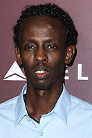 WESTWOOD, CA - NOVEMBER 06: Barkhad Abdi at The Hollywood Reporter's Next Gen 20th Anniversary Gala held at the Hammer Museum on November 6, 2013 in Westwood, California. (Photo by Xavier Collin/Celebrity Monitor)